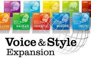 Yamaha expansion pack for Yamaha expansion pack