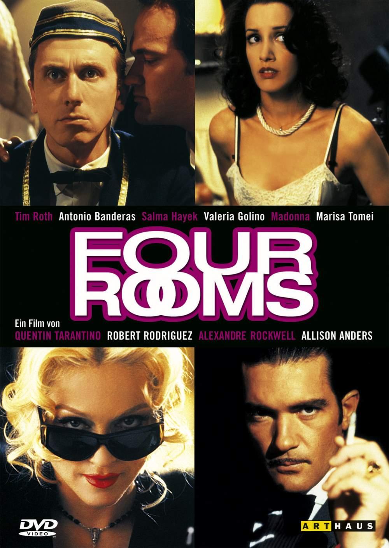 ოთხი ოთახი (ქართულად) Four Rooms Четырe комнаты
