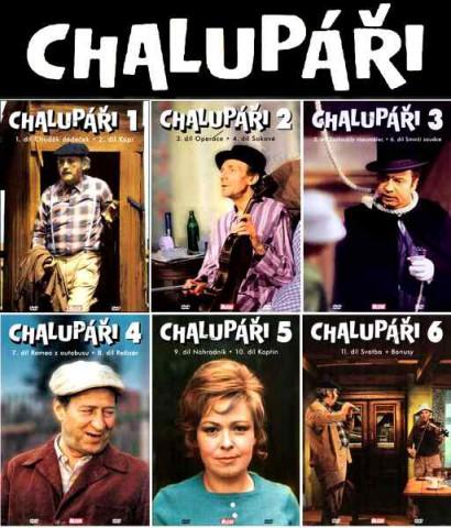 Chalupári film