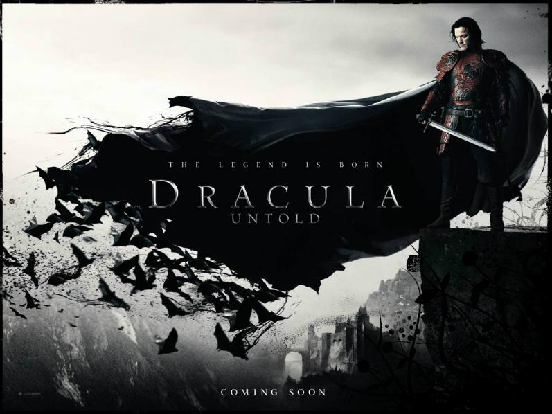 Drákula: Neznámá legenda / Dracula Untold (2014)