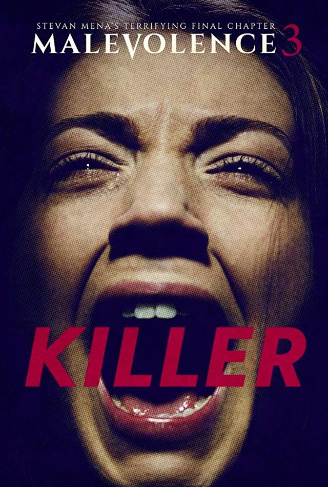 Resultado de imagem para malevolence 3 killer 2018 poster