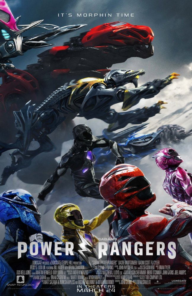 Re: Power Rangers / Power Rangers: Strážci vesmíru (2017)